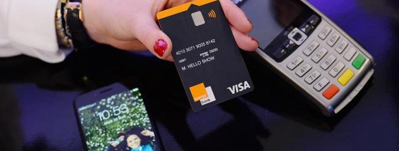 Banque Orange carte